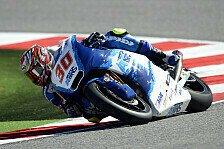 Moto2 - Redding dreht auf: Nakagami l�st Terol an der Spitze ab