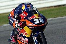 Moto3 - Folger bricht den Rundenrekord: Salom �bernimmt die Trainingsspitze