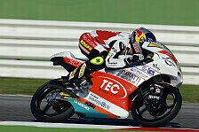 Moto3 - Motorschaden legt Motorrad lahm: Erster Ausfall der Saison f�r �ttl
