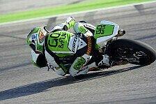 Moto3 - KTM dominiert: Antonelli f�hrt Tag eins an