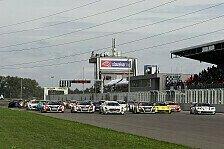 ADAC GT Masters - Corvette-Duo nach f�nftem Saisonsieg vor dem Finale neue Tabellenf�hrer : Alessi/Keilwitz gewinnen 100. ADAC GT Masters-Lauf