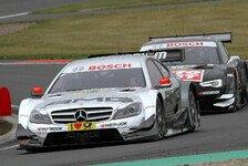 DTM - Bilderserie: Oschersleben - Mercedes-Stimmen zum Rennen