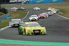 DTM - Bilderserie: Oschersleben - Audi-Stimmen zum Rennen