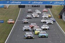 DTM - Alles zum Rennen in Zandvoort in der �bersicht: Die Infos zum Renn-Sonntag
