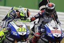 MotoGP - Ein sehr wichtiger Fahrer: Lorenzo m�chte Rossi nicht verlieren