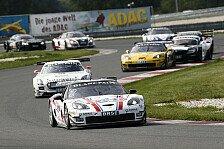 ADAC GT Masters - F�nfter Saisonsieg f�r Alessi und Keilwitz: Callaway als Tabellenf�hrer zum Finale