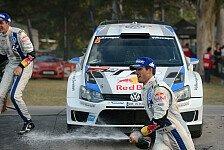 WRC - Knapp daneben...: Video - Ogier und der fehlende Punkt