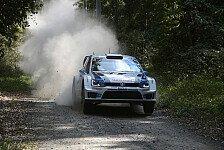 WRC - Unvergessliche Unterhaltung: Neu: Nachtpr�fung bei der Rallye Australien