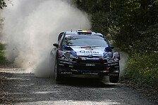 WRC - Quasi-Heimrennen f�r �stberg: Neuville: Starkes Ergebnis zum Abschied