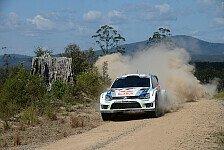 WRC - Herausforderung Down Under: Vorschau Rallye Australien