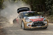 WRC - Kann nur auf mich selbst sauer sein: Meeke: F�r 2014 bei einigen auf dem Radar