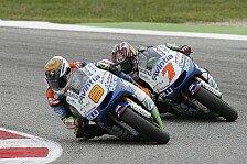 MotoGP - Schuss in Blaue ein Volltreffer: Aoyama zufrieden, Barbera nicht
