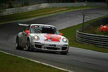 VLN - Reifenwechseltraining f�r die Boxenmannschaft: PoLe Racing strauchelt bei der Reifenwahl