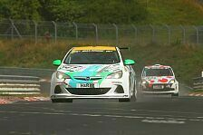 VLN - Zwei lachende und ein weinendes Auge: PB-Per4mance: Zwei Opel Astra im Ziel