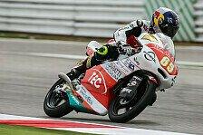Moto3 - Ein sehr starkes Rennen: �ttl erneut in den Top-Ten