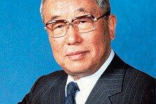 Auto - Toyota trauert um gro�e F�hrungspers�nlichkeit: Eiji Toyoda im Alter von 100 Jahren verstorben