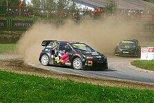 Rallye - Solberg erneut mit Pech
