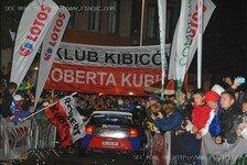 Rallye - Video - Kubica auf drei Rädern