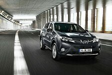 Auto - Fertigung des Bestsellers ab 2016: Toyota RAV4: Produktion ab 2016 auch in Russland