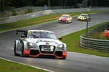 VLN - Platz vier bei der Premiere: race&event: Deb�t des Zweiliter-Audi TT