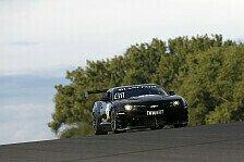 ADAC GT Masters - Gaststart von Phoenix Racing mit einem Audi R8: Phoenix-Audi und SaReNi-Camaro beim Finale