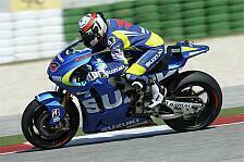 MotoGP - Jetzt geht es zur�ck nach Japan: Suzuki schlie�t Europa-Tests ab