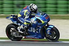 MotoGP - Bilder: Suzuki testet in Misano