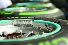 Formel 1 - Medium und Supersoft : Pirelli erwartet gro�e Zeitunterschiede