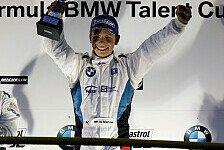 Motorsport - Nico Menzel: Ein Rennfahrersohn geht seinen Weg