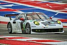 WEC - P2 und P5 im Qualifying in Austin: Porsche: Fehlerfrei, aber zur�ck