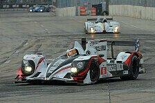 USCC - Begrenzte Aussagekraft auf feuchter Strecke: PLM: Pickett Racing schl�gt im Warm Up zur�ck