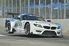 USCC - Von 0 auf 100 in den Titelkampf: BMW mit dem Z4 GTE vollauf zufrieden