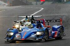 Le Mans Serien - Hartley und Hirschi siegen f�r Murphy: Signatech-Alpine und RAM-Ferrari sind Meister