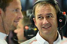 Formel 1 - 2014 wird ein Entwicklungswettlauf: Jonathan Neale: Neues Auto ein extrem harter Job