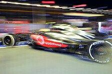 Formel 1 - Das schwarze Gold im Fokus: Der Reifenpoker von Singapur