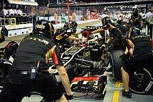 Formel 1 - Viel Kritik eingesteckt: Lotus-Uhrwerk: Team wehrt sich gegen Vorw�rfe
