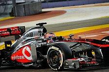 Formel 1 - Force India im Blick: McLaren Vorschau: S�dkorea GP