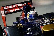 Formel 1 - Die Fragenzeichen hinter den Reifen: Tost: Vom einstigen Leistungsniveau weit weg