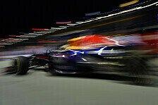 Formel 1 - Hei� wie H�lle: Herausforderung Singapur: Der n�chtliche Backofen