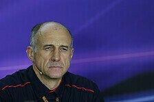 Formel 1 - Gegenwind wenig hilfreich: Toro Rosso: Setup komplett verbaut