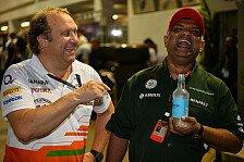 Formel 1 - Eigeninteressen stehen �ber dem Sport: Bosse der Kleinen wettern gegen Kostenexplosion