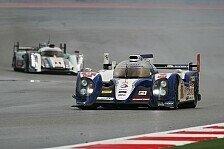 WEC - Hoffen auf den Hybrid-Vorteil: Nakajima: 2014 f�r Fans viel interessanter
