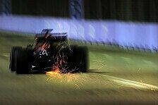 Formel 1 - Keine Traktionskontrolle: Vettel: Geheimes Motormapping?