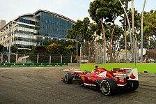 Formel 1 - Wie soll ich ihm helfen?: Massa: Alonso bleibt nur noch beten �brig