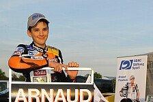 ADAC Junior Cup - Letzter Champion der Zweitakt-�ra: Friedrich: Der Meister im Portrait