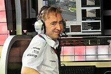 Formel 1 - Das Hauptthema lautet Effizienz: Paddy Lowe