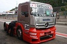 Motorsport - Truck-EM in Zolder - Sonntag