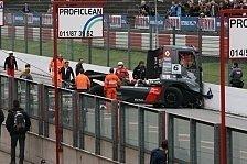 Motorsport - Truck-EM in Zolder - Samstag