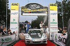 DRM - ADAC Saarland-Rallye: Berlandy sorgt f�r Herzschlagfinale