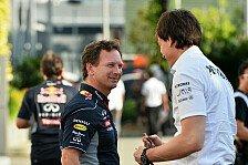 Formel 1 - Motoren-Reglement: Wolff sauer auf Horner